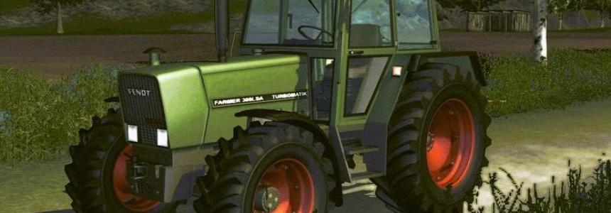 Fendt 309 LSA v3.0 MR