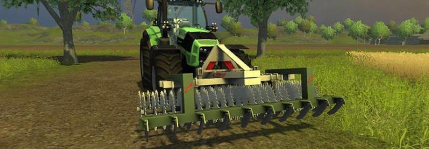 Fliegl Frontroller Cultivator v1.0