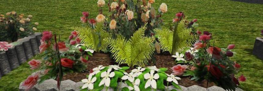 Flowerbeds v1.0