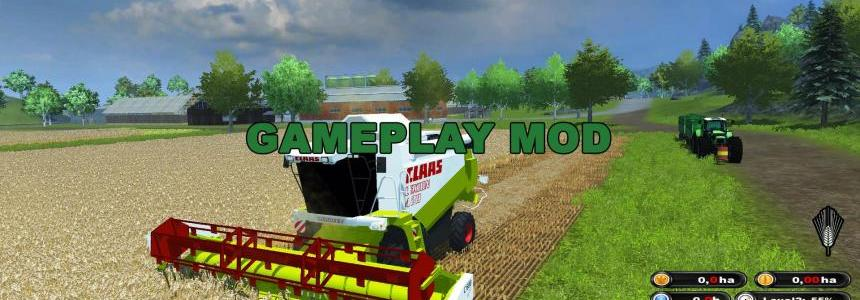 GamePlay Mod