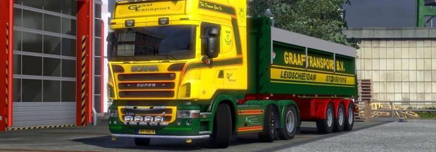 Graaf Transport BV Leidschendam Scania 1.9.22