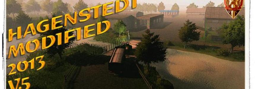 Hagensted Modified 2013 v5.0.0 Standard Pack