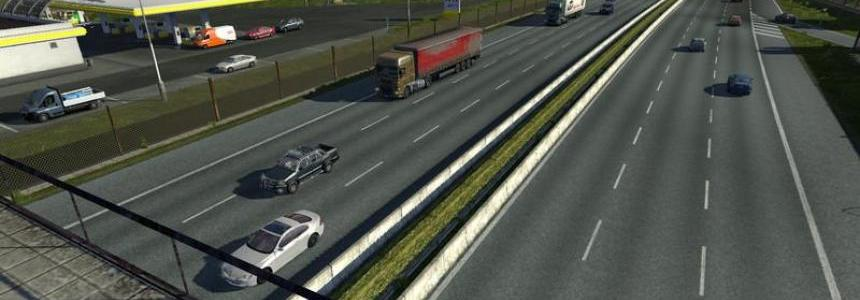 Henkis Traffic Mod v3.0