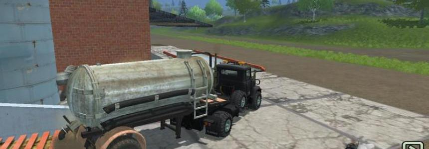 HLS liquid manure trailer v1.0