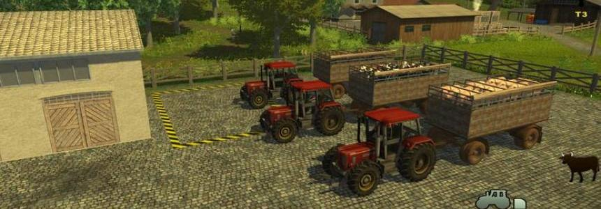 HW Cattle Trailer v3.0