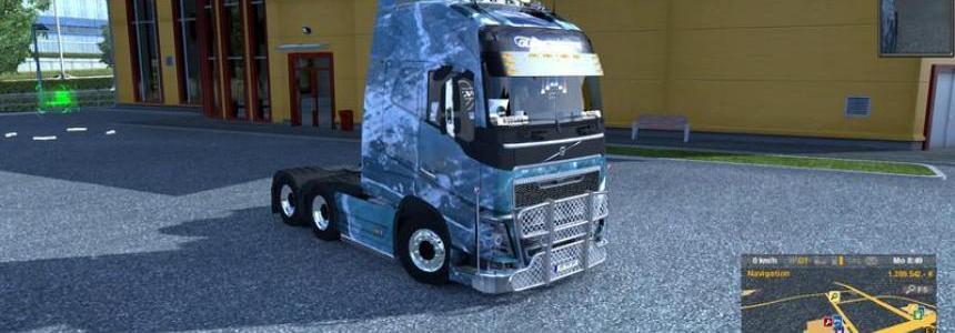 Ice road truckers Skin