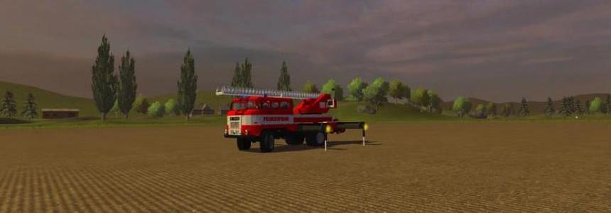IFA Fire Department DLK v1.0