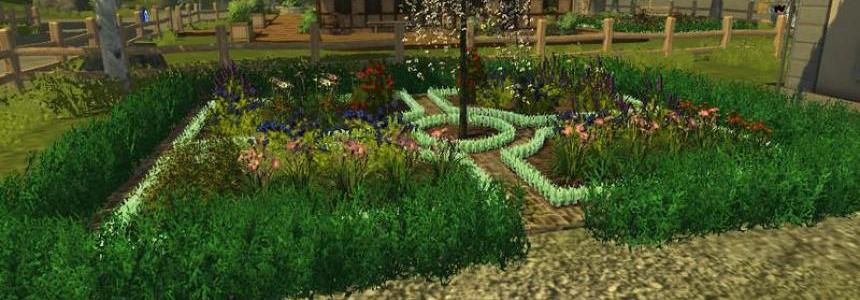 Install the cottage garden v2.0