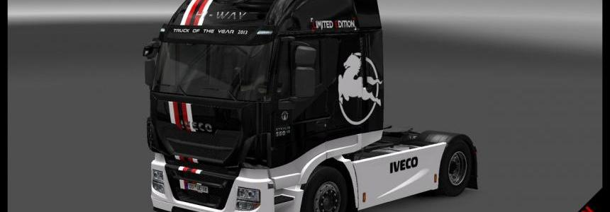 Iveco Hi Way Limited Edition Skin