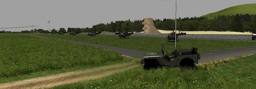 Jeep willys US ARMY V1.0