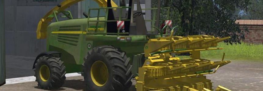John Deere 7950i v2.0 Dirt