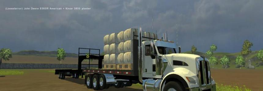 Kenworth Flatbed FS13