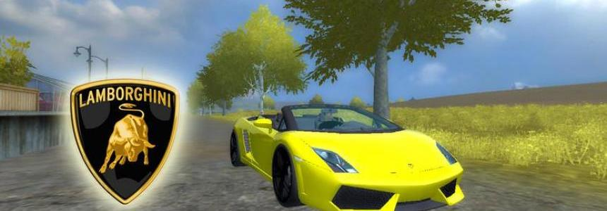 Lamborghini Gallardo Spider v1.0 MR