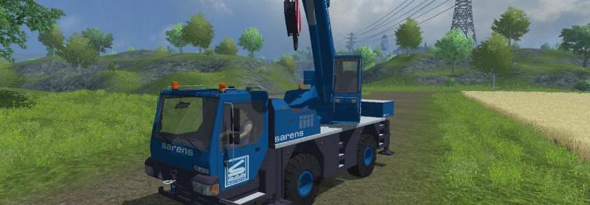Liebherr LTM 1030 SARENS new zorlac v1.0