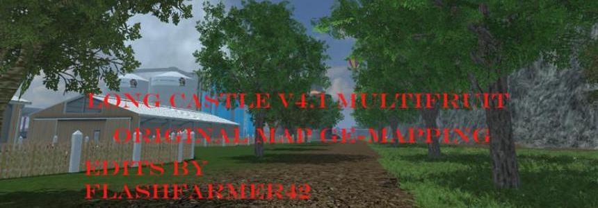 Long Castle V4.1 Multifruit