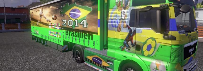 MAN Tgx Trailer World Cup 2014 v1.0 by SchwarzLicht