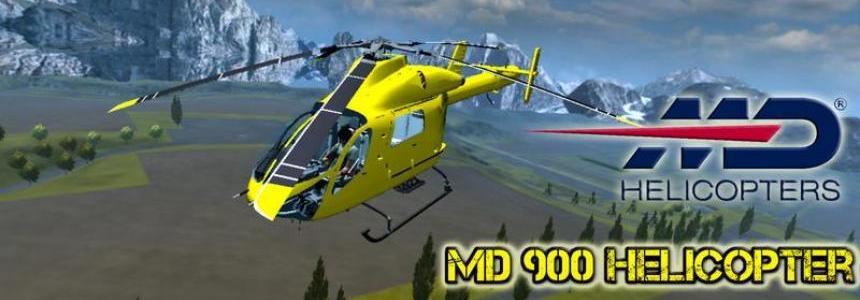 McDonnell Douglas MD900 v1.0