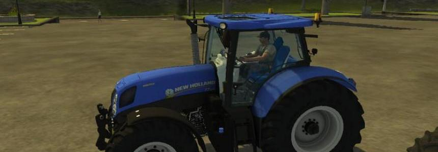 New Holland T7 210 v1.1