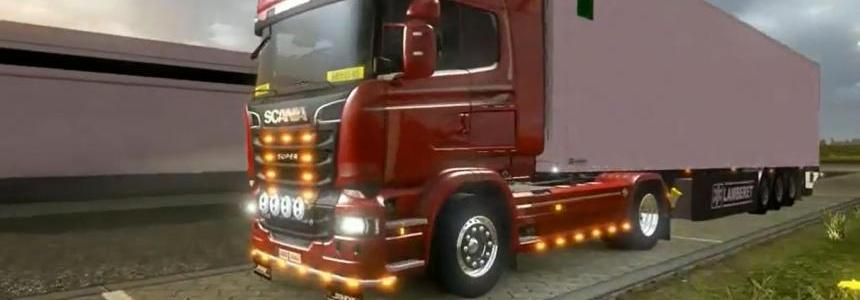 New Scania Sounds