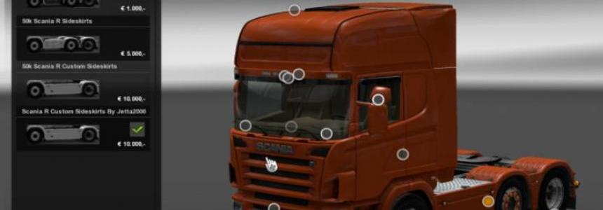 New Sideskirts v1.9.24