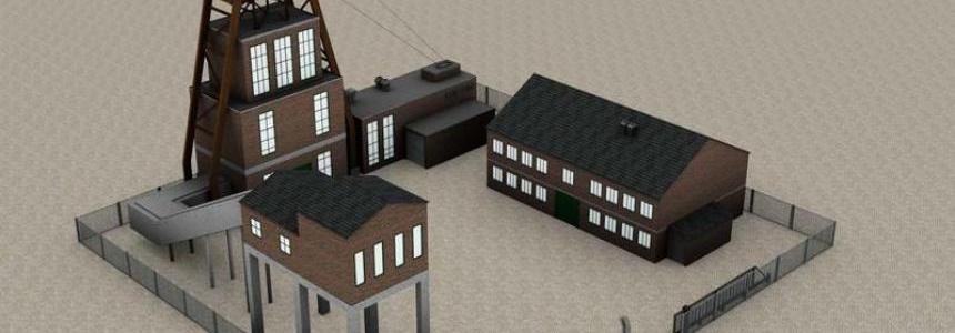 Old coal mine Zeche v1.0