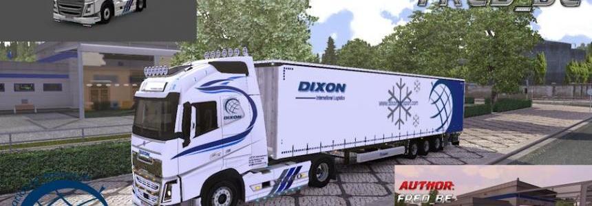 """Pack """"DIXON"""""""