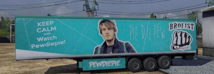 Pewdiepie trailer