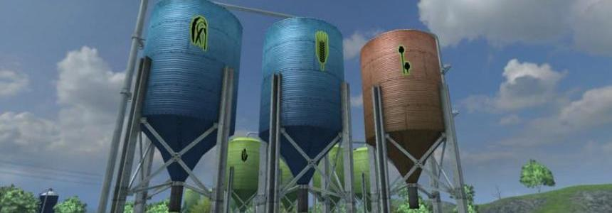 Placeable silos v2.0