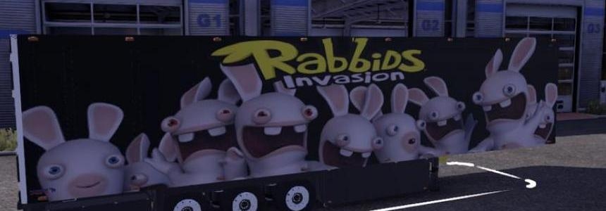 Rabbids Cool Liner v1.0