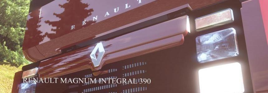 Renault Magnum Integral 390