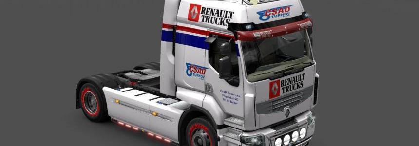 Renault Premium CSAD v1