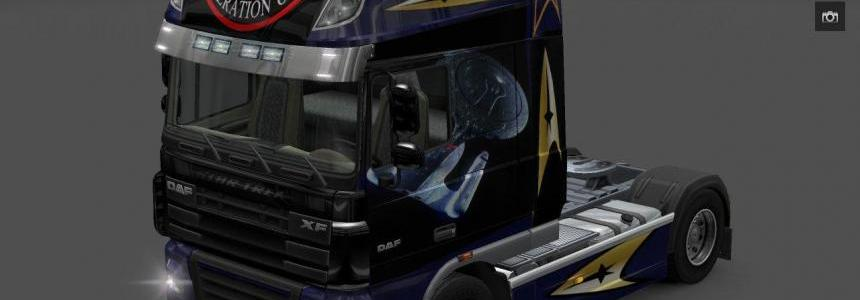 Scania & DAF Star skins