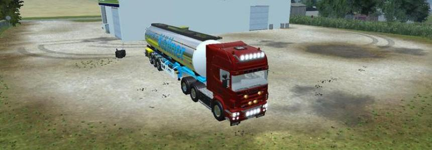 Scania R620 v1.0 MR RED