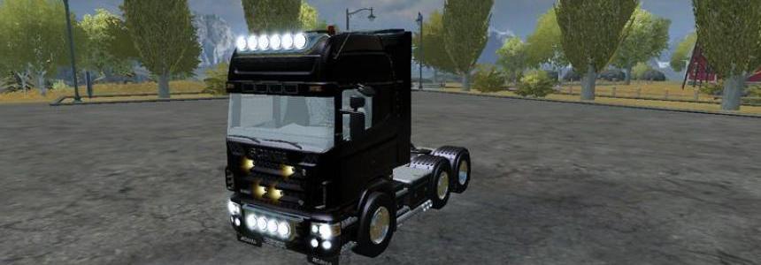 Scania R620 v1.0 MR