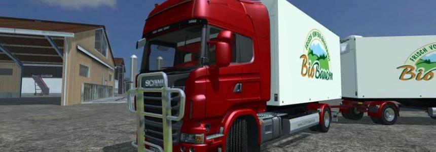 Scania R730 with cooling structure v1.6