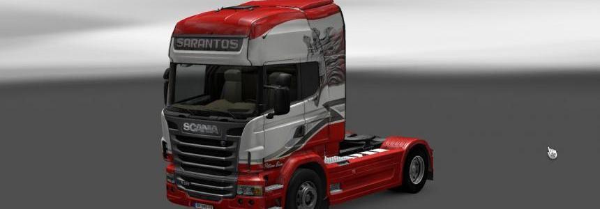 Scania Sarantos Skin
