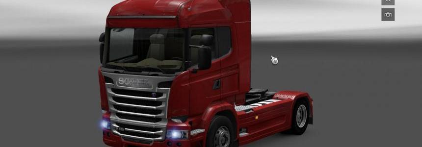 Scania Spoiler