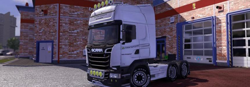 Scania Streamline skinpack