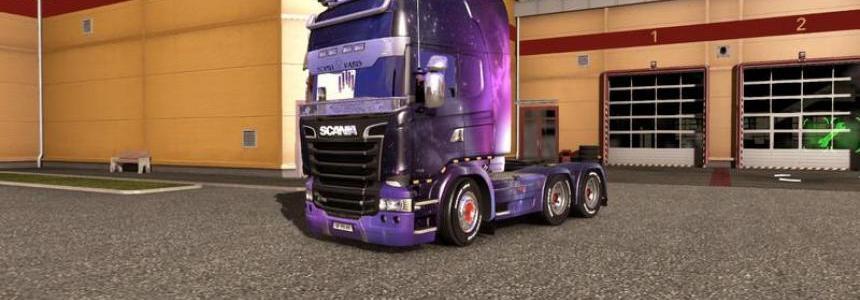 Scania Streamline Skins Pack