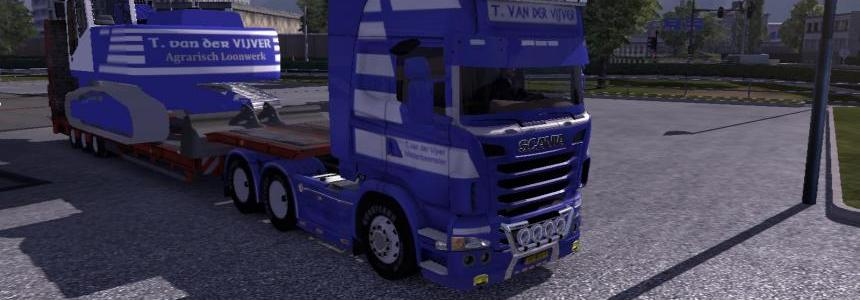 Scania Streamline - T. van der Vijver 1.9.22