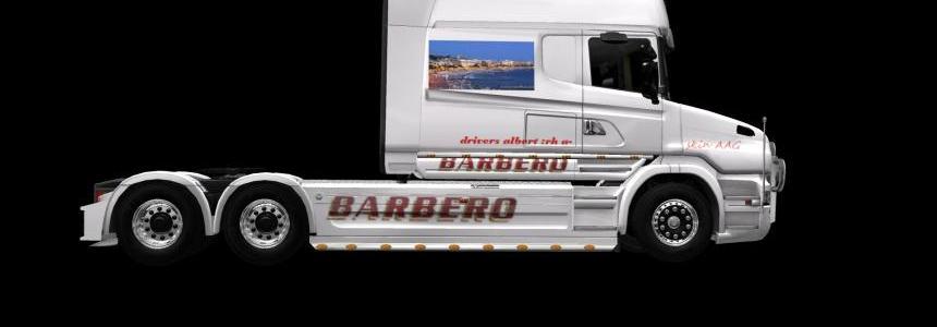 SCANIA T TRS BARBERO 1.10.1