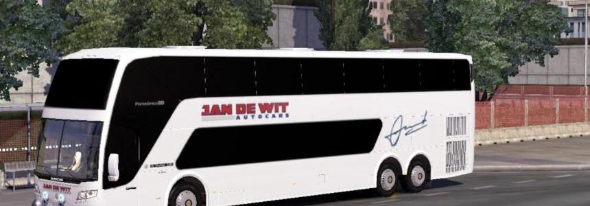 Skin: Jan de Wit Touringcars 1.9.22