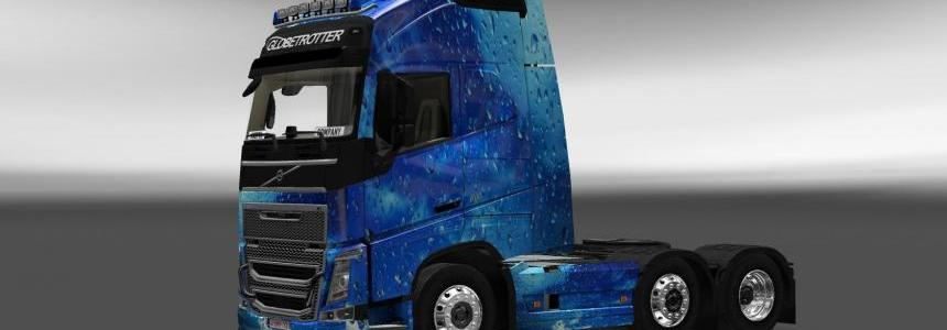 Skin Volvo FH 16 2012 Water