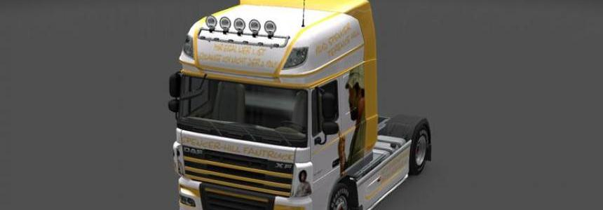 Spencer Hill Daf XF v1.0