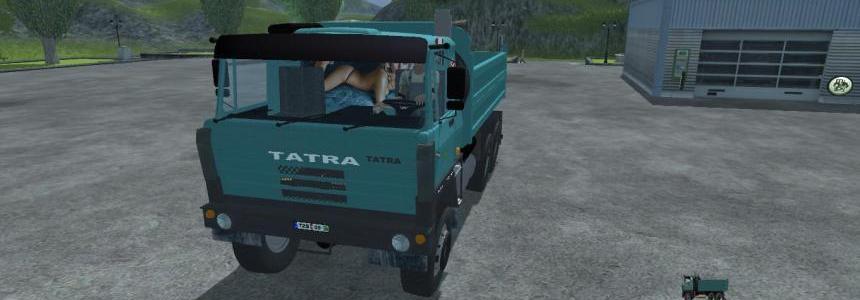 TATRA T815 S3 R v2.0