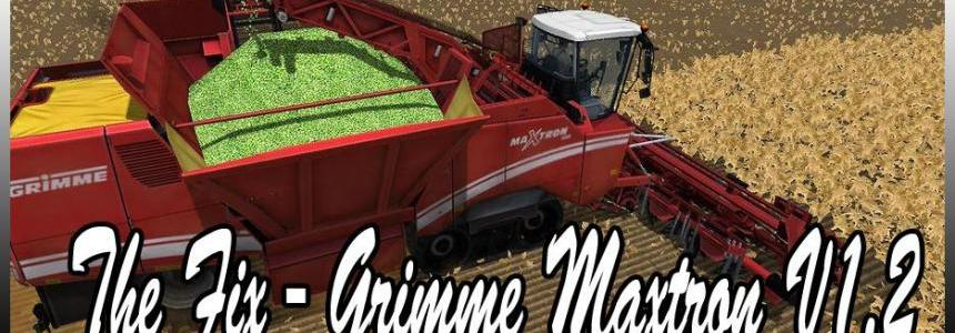 The Fix - Grimme Maxtron 620 V1.2