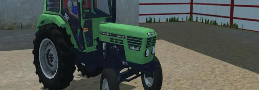 Torpedo Deutz 7506 v1.0 MR