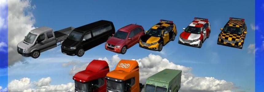 Traffic cars v1.1