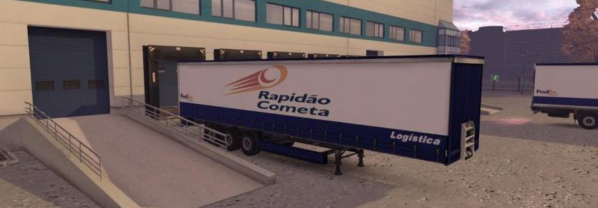 Trailer Rapidao Cometa