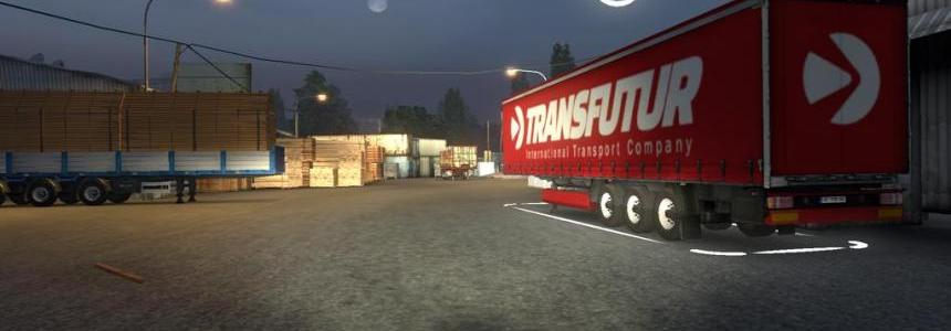 Transfutur Trailer Skin